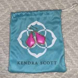 Pink Kendra Scott Earrings
